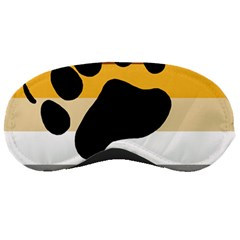 Bear Pride Flag Sleeping Masks