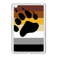 Bear Pride Flag Apple Ipad Mini Case (white)