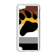 Bear Pride Flag Apple Ipod Touch 5 Case (white)