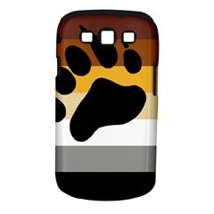 Bear Pride Flag Samsung Galaxy S Iii Classic Hardshell Case (pc+silicone)