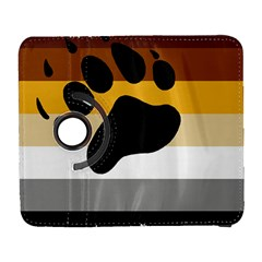 Bear Pride Flag Galaxy S3 (flip/folio)