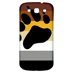 Bear Pride Flag Samsung Galaxy S3 S Iii Classic Hardshell Back Case