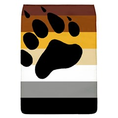 Bear Pride Flag Flap Covers (s)