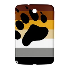 Bear Pride Flag Samsung Galaxy Note 8 0 N5100 Hardshell Case