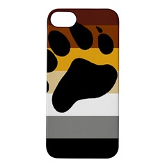 Bear Pride Flag Apple Iphone 5s/ Se Hardshell Case