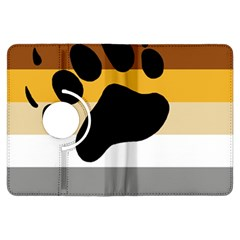 Bear Pride Flag Kindle Fire Hdx Flip 360 Case