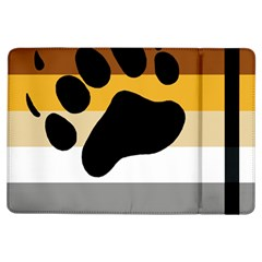 Bear Pride Flag Ipad Air Flip