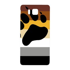 Bear Pride Flag Samsung Galaxy Alpha Hardshell Back Case
