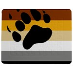 Bear Pride Flag Jigsaw Puzzle Photo Stand (Rectangular) Front