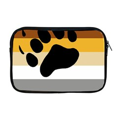 Bear Pride Flag Apple Macbook Pro 17  Zipper Case