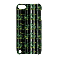 Bamboo Pattern Apple Ipod Touch 5 Hardshell Case With Stand