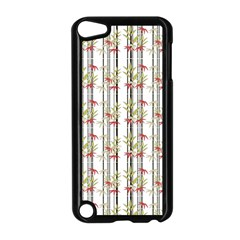 Bamboo Pattern Apple Ipod Touch 5 Case (black)