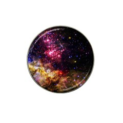 Space Colors Hat Clip Ball Marker (4 Pack)