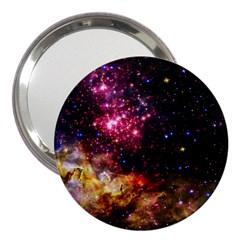 Space Colors 3  Handbag Mirrors