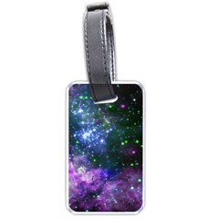 Space Colors Luggage Tags (two Sides)