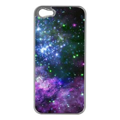 Space Colors Apple Iphone 5 Case (silver)