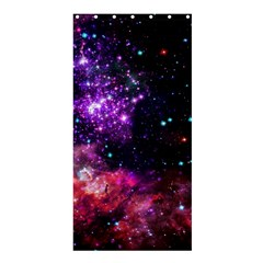 Space Colors Shower Curtain 36  X 72  (stall)