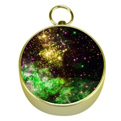 Space Colors Gold Compasses