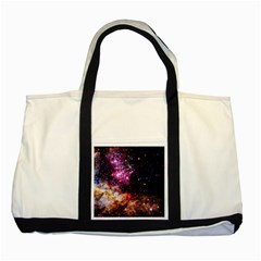 Space Colors Two Tone Tote Bag
