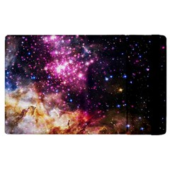 Space Colors Apple Ipad 2 Flip Case