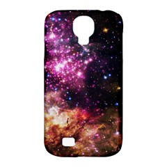 Space Colors Samsung Galaxy S4 Classic Hardshell Case (pc+silicone)