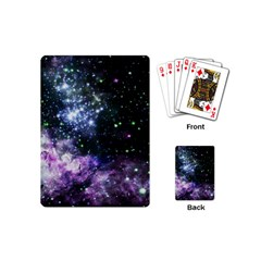 Space Colors Playing Cards (mini)