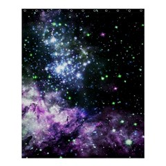 Space Colors Shower Curtain 60  X 72  (medium)
