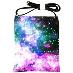 Space Colors Shoulder Sling Bags