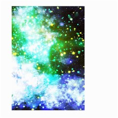 Space Colors Large Garden Flag (two Sides)