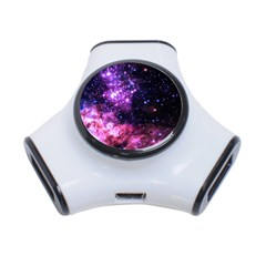 Space Colors 3 Port Usb Hub