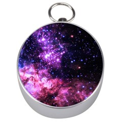 Space Colors Silver Compasses