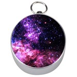 Space colors Silver Compasses Front