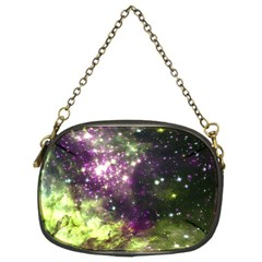 Space Colors Chain Purses (two Sides)