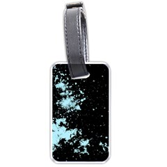 Space Colors Luggage Tags (one Side)