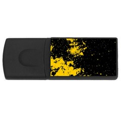 Space Colors Rectangular Usb Flash Drive