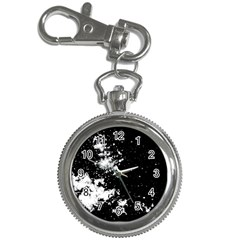 Space Colors Key Chain Watches