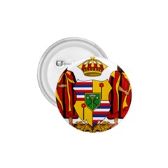 Kingdom Of Hawaii Coat Of Arms, 1795 1850 1 75  Buttons