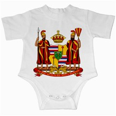 Kingdom Of Hawaii Coat Of Arms, 1795 1850 Infant Creepers