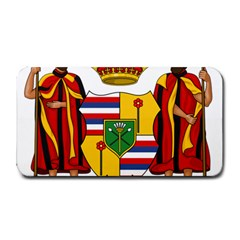 Kingdom Of Hawaii Coat Of Arms, 1795 1850 Medium Bar Mats