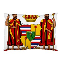Kingdom Of Hawaii Coat Of Arms, 1795 1850 Pillow Case