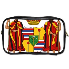 Kingdom Of Hawaii Coat Of Arms, 1795 1850 Toiletries Bags