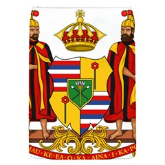 Kingdom Of Hawaii Coat Of Arms, 1795 1850 Flap Covers (s)