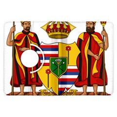 Kingdom Of Hawaii Coat Of Arms, 1795 1850 Kindle Fire Hdx Flip 360 Case
