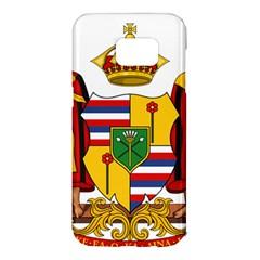 Kingdom Of Hawaii Coat Of Arms, 1795 1850 Samsung Galaxy S7 Edge Hardshell Case