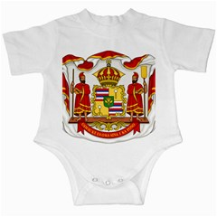 Kingdom Of Hawaii Coat Of Arms, 1850 1893 Infant Creepers