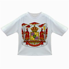 Kingdom Of Hawaii Coat Of Arms, 1850 1893 Infant/toddler T Shirts