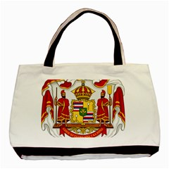 Kingdom Of Hawaii Coat Of Arms, 1850 1893 Basic Tote Bag