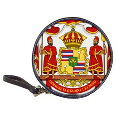 Kingdom Of Hawaii Coat Of Arms, 1850 1893 Classic 20 Cd Wallets