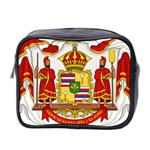 Kingdom of Hawaii Coat of Arms, 1850-1893 Mini Toiletries Bag 2-Side Front