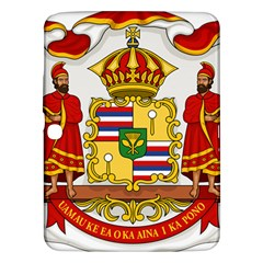 Kingdom Of Hawaii Coat Of Arms, 1850 1893 Samsung Galaxy Tab 3 (10 1 ) P5200 Hardshell Case
